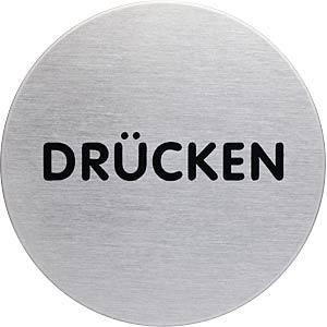 DURABLE 490061 - PICTO ''DRÜCKEN''