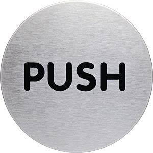 DURABLE 490065 - PICTO ''PUSH''