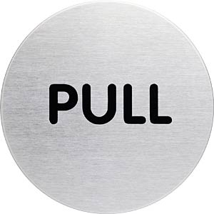 DURABLE 490165 - PICTO ''PULL''