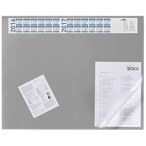 Schreibunterlage 650 x 520 mm mit Abdeckung DURABLE 7204-10