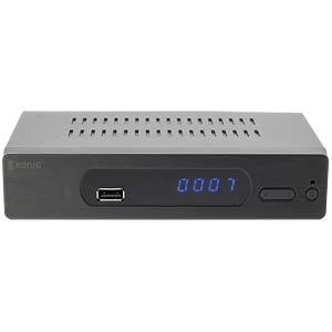 Receiver, DVB-T2, FTA KÖNIG DVB-T2 FTA20