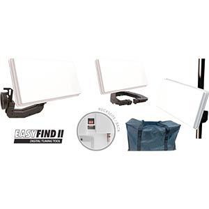 EASYFIND 5010 - Flachantenne mit Tasche