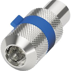 IEC-Stecker 6.5mm - EasyFit - 10 Stück PURELINK EF110-10