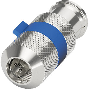 IEC-Buchse 6.5mm - EasyFit - 10 Stück PURELINK EF120-10