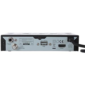 DVB-S2 Free-to-Air Receiver FTE MAXIMAL 8022