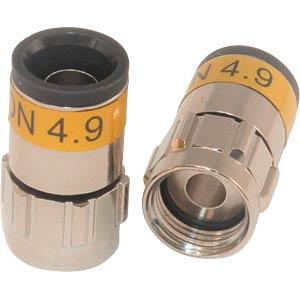 CC F-56 TD4.9 - F-Stecker Self Install TrueDrop 4.9