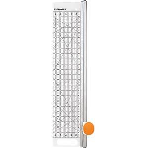 2-in-1 Rollmesser & Lineal FISKARS 1014651