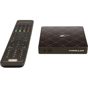 4K IPTV Android 7.0 Media Player FORMULER Z7+