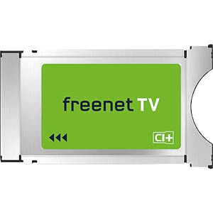 CI+ module for DVB-T2 HD reception FREENET TV 89001