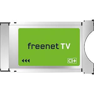 CI+ Modul für DVB-T2 HD Empfang FREENET TV 89001