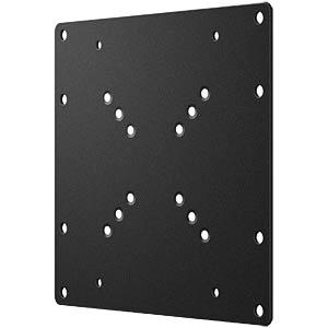 Adapter für Wandhalter, 10- 32, schwarz GOOBAY 63267