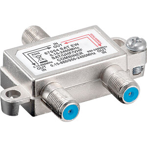 SAT-TV interface cable (combiner) GOOBAY 67054