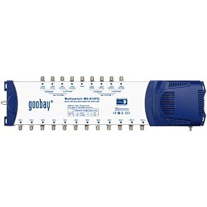 Goobay 9-in-12 multi-switch with power supply GOOBAY 67267