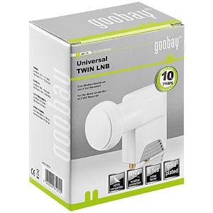 Goobay Universal Twin LNB GOOBAY 67270