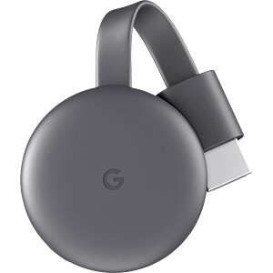 Google Chromecast3 Media Streaming Player GOOGLE GA00439-DE