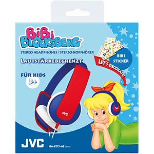 Kids' stereo headphone JVC HAKD5AE