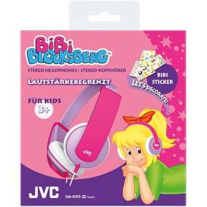 Kinderhoofdtelefoon BiBi Bloxberg JVC HAKD5ZE