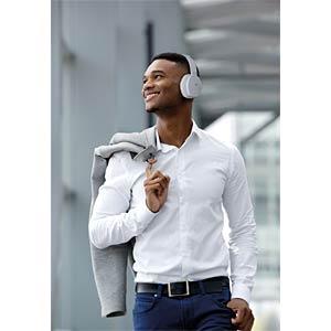 Wireless lightweight headphones JVC HASBT5WE