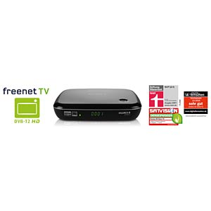 Receiver, DVB-T2, full HD, PVR, freenet TV HUMAX R8630