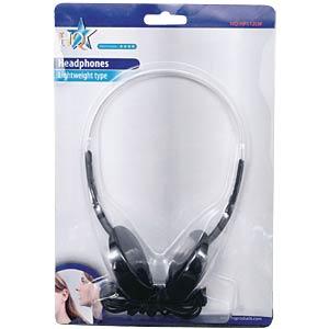 Ultraleichter Slimline Kopfhörer, On-Ear HQ HQ-HP112LW