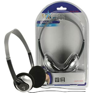 Lightweight headphones 6.00 m HQ HQ-HP113LW6