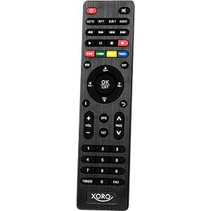 Receiver, Kabel, DVB-C, HDTV, PVR, Alexa XORO SAT100607