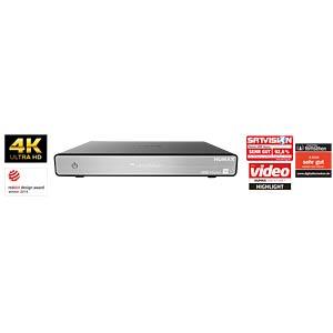 Receiver, SAT, DVB-S2, HD+, CI+ HUMAX UHD 4TUNE+