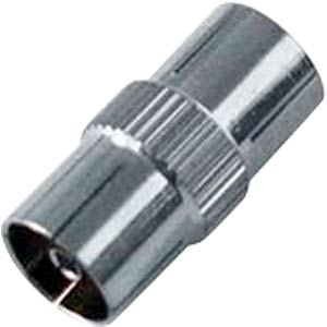LEDINO IEC 02 - IEC-Verbinder Buchse - Buchse (Koaxverbinder)