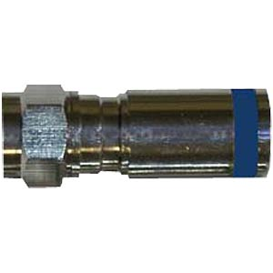 Inter-cable compression plug with coloured ring INTERKABEL F-KPS 49