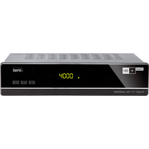 Receiver, SAT, DVB-S2, HD+, Smart TV, PVR DIGITALBOX 77-549-00