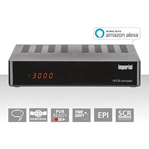 IMPERIAL HD6IK - HDTV Sat- & Sat-IP Multimediareceiver