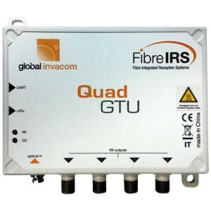 Invacom IRS Quad termination unit MKIII GLOBAL INVACOM QUAD GTU
