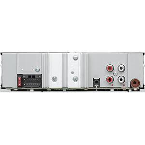 Digital-Media-Receiver, AOA 2.0, USB, A2DP JVC KD-X351BT