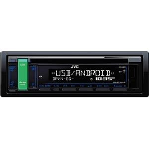 1-DIN CD-Receiver JVC KDR481