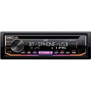Digital-Media-Receiver, AOA 2.0, USB, A2DP, RGB JVC KD-R992BT