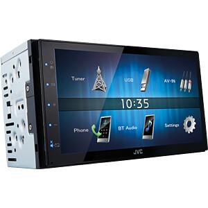 Multimedia-Receiver, 17,3 cm Touch-Display, Bluetooth, USB JVC KW-M24BT