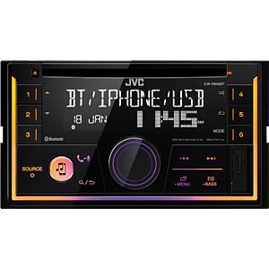Digital-Media-Receiver, A2DP, VA-LC-Display, Streaming Control JVC KW-R930BT