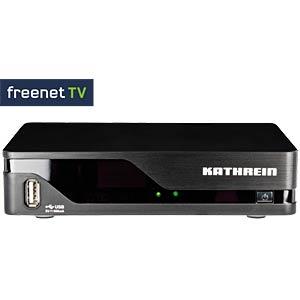 Receiver, DVB-T2, HDTV, PVR, freenet TV KATHREIN 20210241