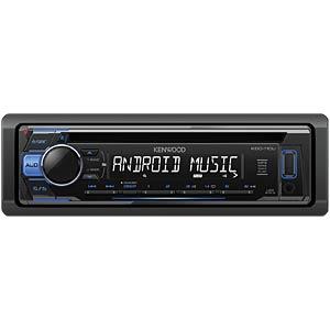 USB / CD-Receiver mit blauer Tastenbeleuchtung KENWOOD KDC110UB