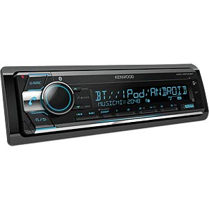 Bluetooth / USB / CD receiver KENWOOD KDCX5100BT