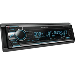 Digitalautoradio mit Bluetooth, USB-Port und CD KENWOOD KDCX7100DAB