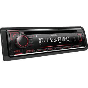 Digital-Media-Receiver, AOA 2.0, USB, A2DP, Bluetooth KENWOOD KDC-BT520U