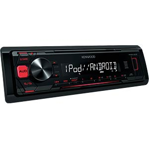 Media-Receiver mit iPod/iPhone Direct Control KENWOOD KM-202