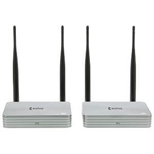 Professional Wireless HDMI Set / 100 m KÖNIG KN-WLHDMI20