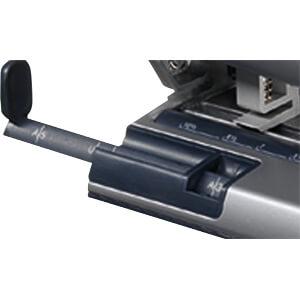 Mehrfachlocher, bis zu 30 Blatt, silber LEITZ 51140084