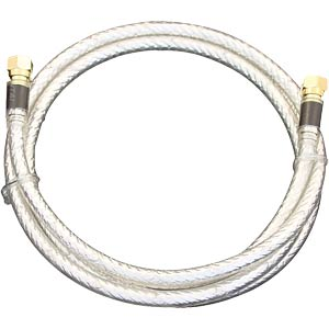 Modem connection cable with transparent shield SKT