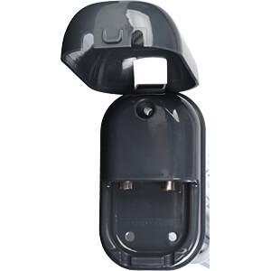 Antennendose, außen, Sat, anthrazit MAXVIEW 50151 / B2020/A