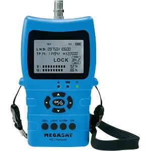 Satelliten Pegelmessgerät mit LCD-Display MEGASAT 2600007