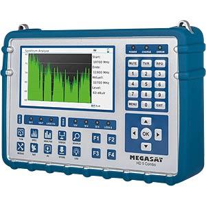 Pegelmessgerät, Satmessgerät, 5 LCD Display MEGASAT 2600014