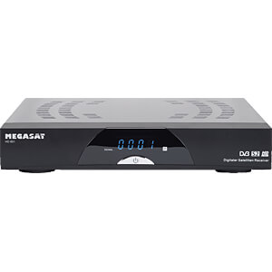 HD satellite receiver with Full HD resolution. MEGASAT 0201045